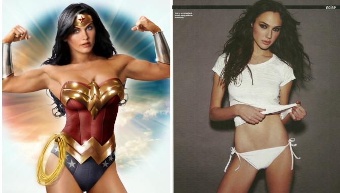 Will Gal Gadot do Wonder Woman Justice?