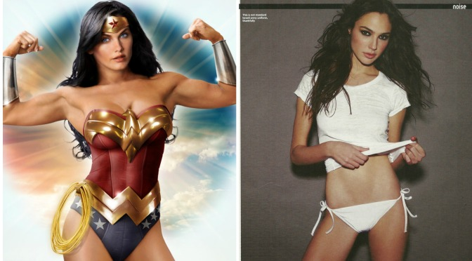 Will Gal Gadot do Wonder Woman Justice?