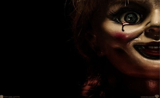 """Annabelle"" is the year's biggest cliche"