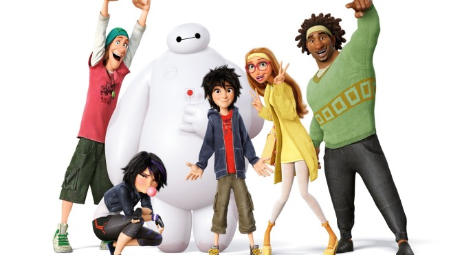 """Big Hero 6"" advocates interracial friendships"