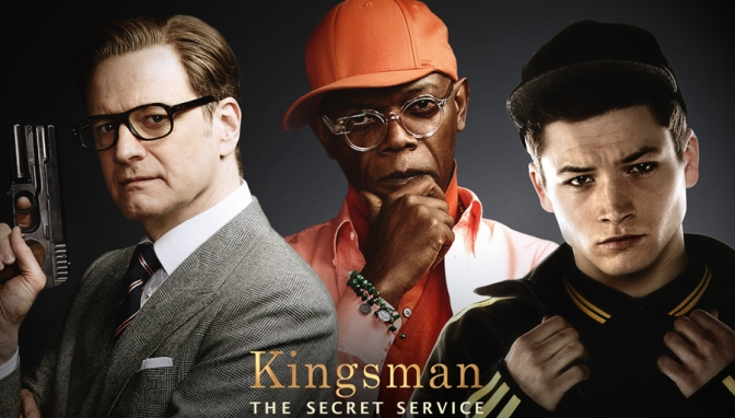 """Kingsman: The Secret Service"" is the uncensored 007"